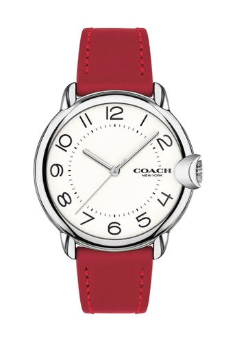 Coach white Coach Arden White Women's Watch (14503724) 5FC21ACB8DF0B5GS_1