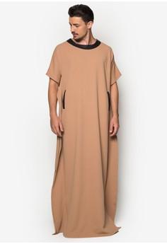 Short Sleeve Yunus Jubah