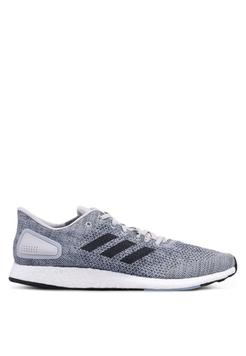 adidas grey adidas pureboost dpr A84D7SH9B28227GS_1