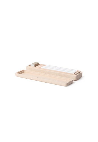 Pana Objects Blok: Pencil Case (Maple) 46853HLE7D056CGS_1