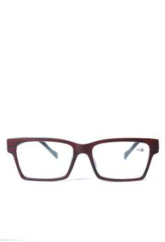 Plastic Frame Glasses