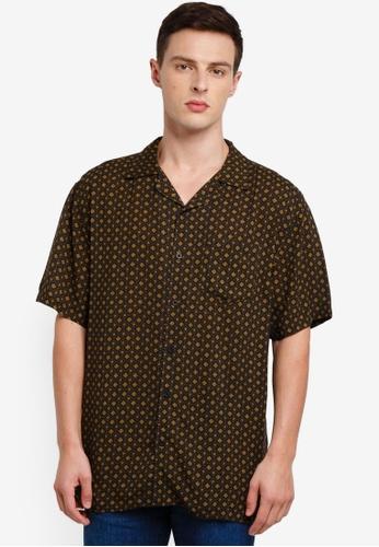 Cotton On 黑色 91 Short Sleeve Shirt E78B0AA0A74AD0GS_1