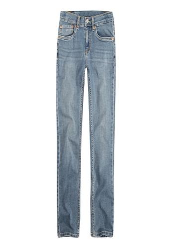 Levi's Kids blue LEVIS Big Boy 512 Slim Taper Fit Jeans E36B5KAA045F30GS_1