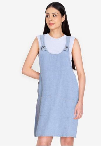 Chictees blue Katherine Jumper 5913FAABBF5950GS_1