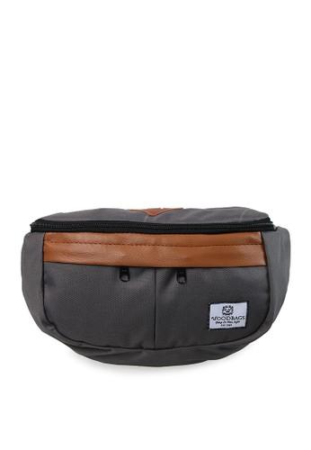 Woodbags grey Woodbags Waistbag Grey - New Variant! 1158BAC9330C1BGS_1