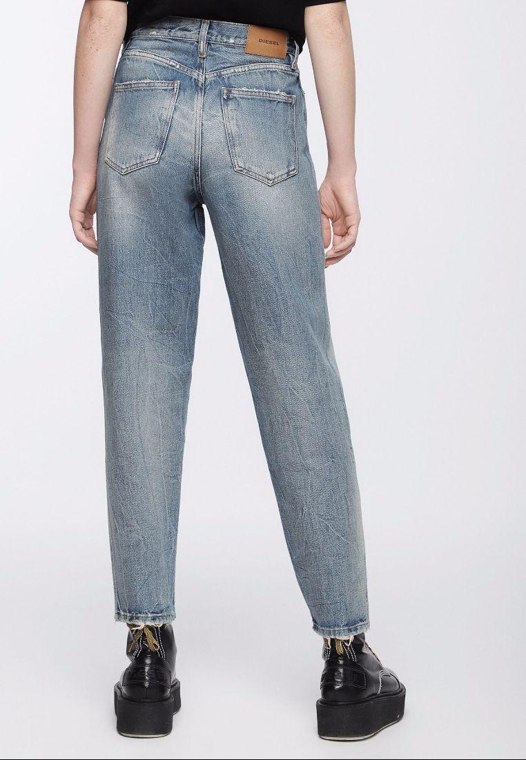 Diesel Alys Denim Straight Den Regular Jeans ERx7rqwEUB