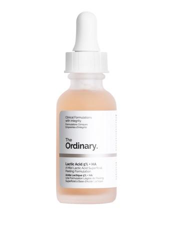 The Ordinary Lactic Acid 5% + HA 4DDC8BE354FEEFGS_1