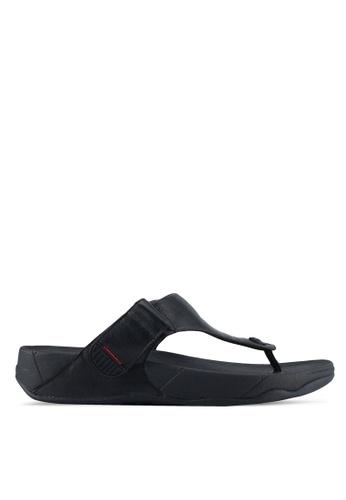 Fitflop black Trakk II Sandals 8F345SHFE24C71GS_1