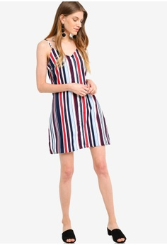 a1967b7fda 56% OFF Something Borrowed Button Down Cami Dress S  35.90 NOW S  15.90  Sizes XS