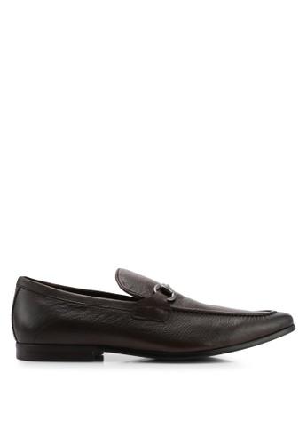 ALDO brown Erez Loafers A7F51SH74B825BGS_1