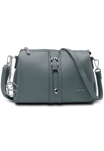 RUCINI green RUCINI Loane Crossbody Sling Bag B9ED3AC39F724FGS_1