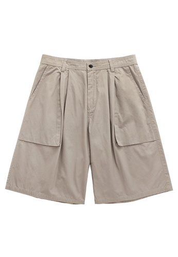 Twenty Eight Shoes Simple Casual Cargo Shorts 3093S20 1D177AAED48779GS_1