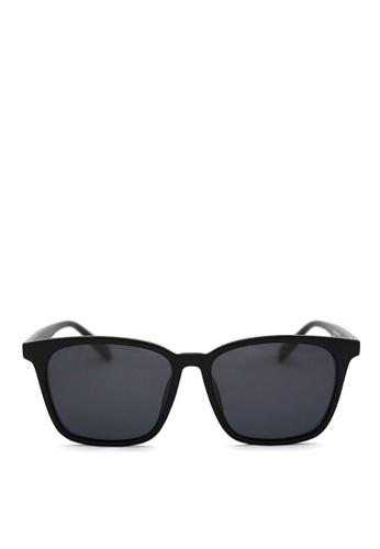 Kaca-kaca black Kaca Kaca Jones Black Sunglasses KA666AC0S04PMY_1
