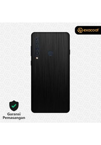 Exacoat Galaxy A9 (2018) 3M Skins Titanium Series - Titanium Black D96D6ES1EC2EC4GS_1