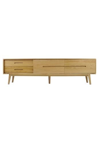 Born In Colour Yasu Solid Oak TV Cabinet (1800) A3069HLCEC2EFEGS_1