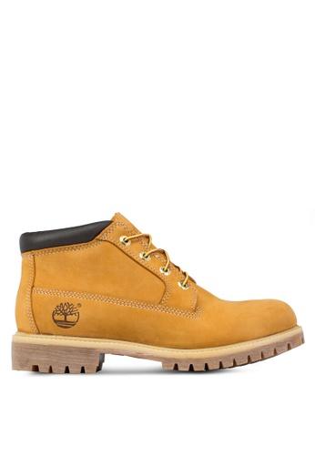 Timberland brown Timberland Men's Icon Waterproof Chukka Boots TI063SH64PZNMY_1