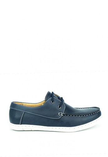Cardam's Lifestyle blue Kent Loafers 7565ASHF174997GS_1