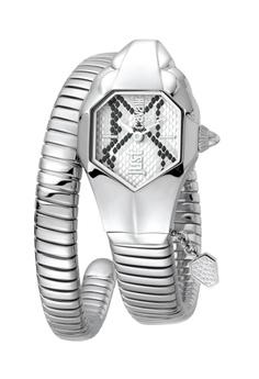 89904b0a4db Just Cavalli multi and silver Just Cavalli Glam Chic Quartz Watch  JC1L001M0115 8E67AACE19F958GS_1