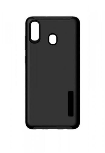 MobileHub black Samsung M20 Dual Pro Shockproof Case 0D2B4ACFC3FA08GS_1