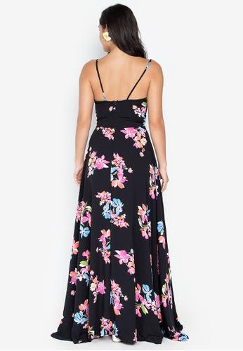 Shop Purple Shore Ava Maxi Dress Online on ZALORA Philippines 5bacc3a2f