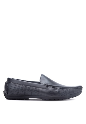 Italianos black Timo Loafers IT153SH89OYGPH_1