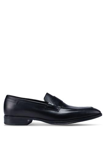 ALDO black Ybisien Loafers BABAESHCD10FA8GS_1
