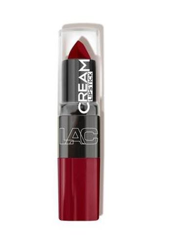 LA Colors red Moisture Cream Lipstick in Exquisite LA097BE0KBEMPH_1