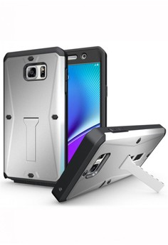 Heavy Duty Rugged Armor Holder Shockproof Case For Samsung Galaxy Note 5