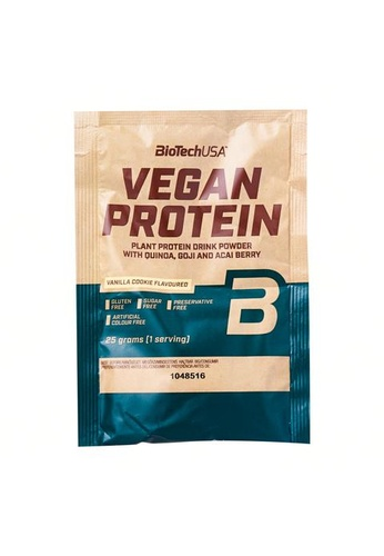 BioTechUSA [Bundle of 3] Vegan Protein Sachet - Vanilla Cookie 1B571ES99C83D1GS_1