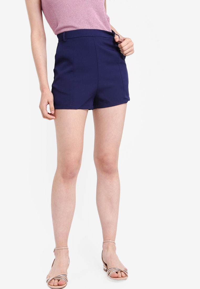 Navy Something Borrowed Tailored Borrowed Tailored Shorts Something Shorts Navy Something FxCwr1gzFq