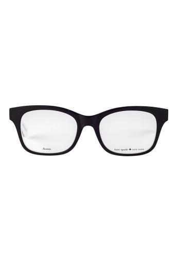 Kate Spade Kate Spade Jonnie Black Eyeglasses QOP  KA433AC88JZFMY_1