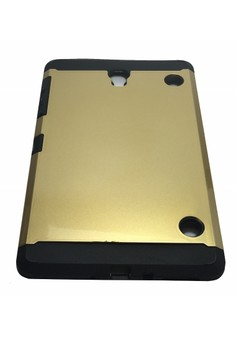 Sleek Shockproof Case for Samsung Tab S 8.4 (Gold)