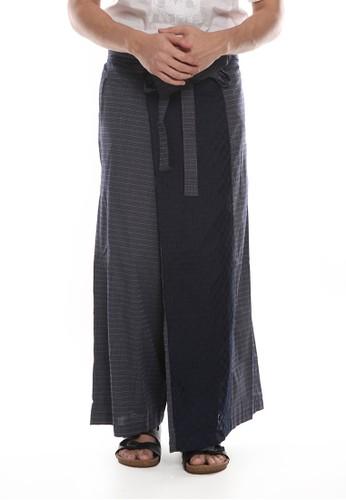 Manzone navy SHAROENG AL TEZA-NAVY Muslimwear Saroenk 605B9AA41DC82BGS_1