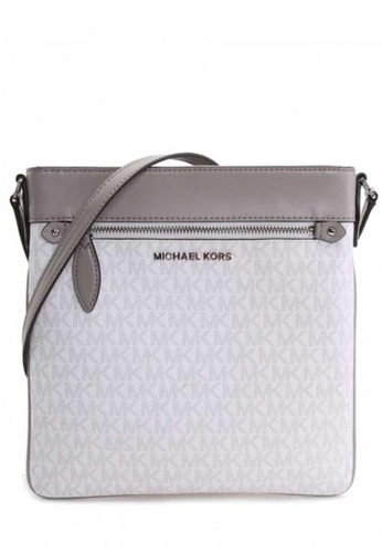 MICHAEL Michael Kors Signature Connie Large NS North South Crossbody