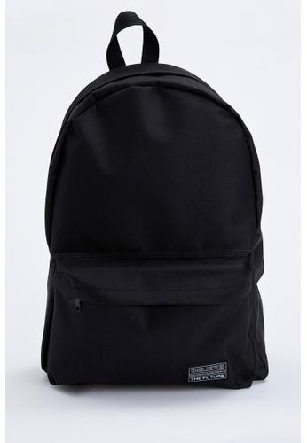 DeFacto black Backpack A2076ACF969AF5GS_1