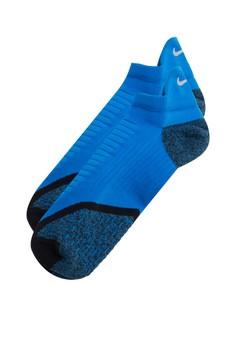 Nike Elite Cushioned No-Show Tab Socks