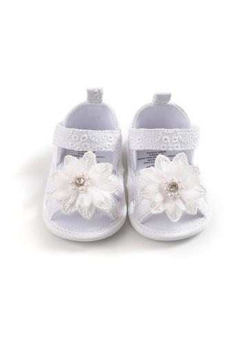 RAISING LITTLE white Jocelyn Shoes - White 1B746KS8C34601GS_1