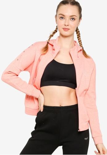 361° pink Track Hoodie 56EC9AAC0C3C94GS_1