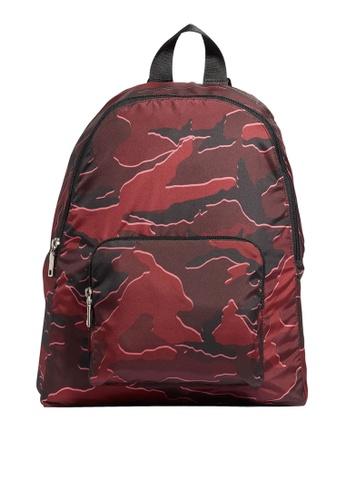 Coach red Packable Backpack (cv) 1412FAC4B86DF3GS_1