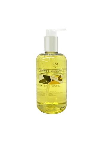 MARKS & SPENCER M&S Lemon & Neroli Hand Wash 300ml D7AF4BEF1DD000GS_1