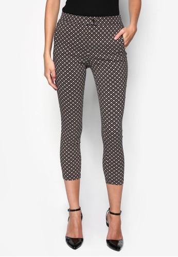 Petizalora taiwan 時尚購物網te Camel Skinny Trousers, 服飾, 緊身褲