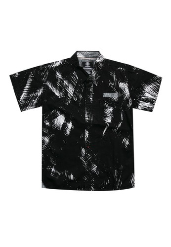 Spyderbilt black Maxo Kids Shirt 607E6KA6273E5CGS_1