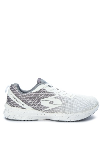 Krooberg white and multi Exo Shoes KR692SH0KB1VPH_1