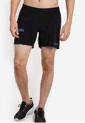 Salomon black S-Lab Shorts SA438AA87WEQMY_1