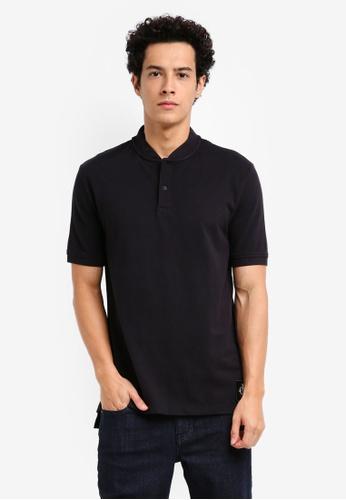 Calvin Klein black Primo 2 Regular Polo Shirt - Calvin Klein Jeans 5ED21AA1D97B15GS_1