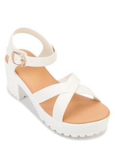 Samantha Wedge Sandals