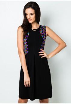 SS Illusion Dress