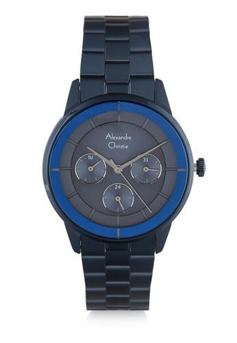 Alexandre Christie blue Alexandre Christie Jam Tangan Wanita - Blue - Stainless Steel - 2714 BFBIUBU New 350B4ACBD92CC1GS_1