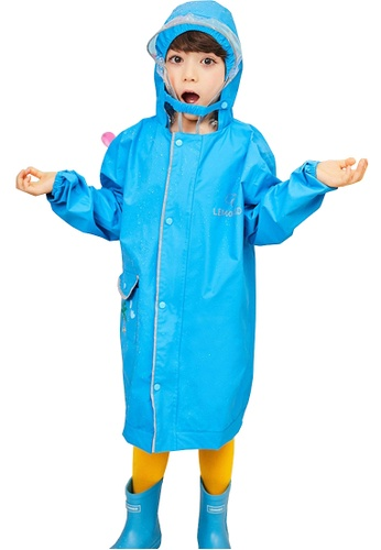 Twenty Eight Shoes blue VANSA Fashion Cartoon Raincoat VCK-R11112 F636BKA1B5192EGS_1