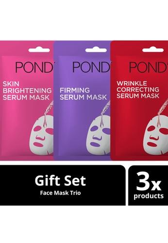 Pond's multi Serum Mask Gift Set F77E3BEA59F16CGS_1